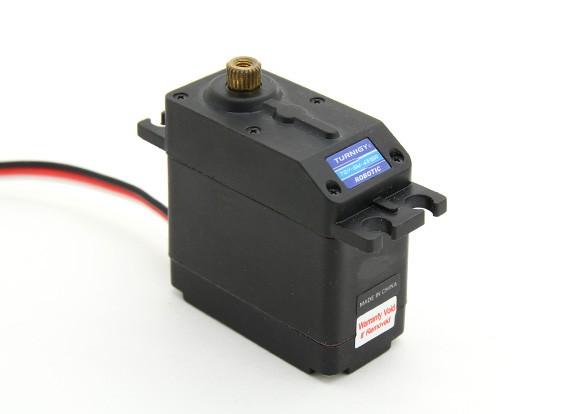 Turnigy TGY-SM-4309R 360°アナログメタルギアロボットサーボの8.7キロ/ 57RPM / 56グラム