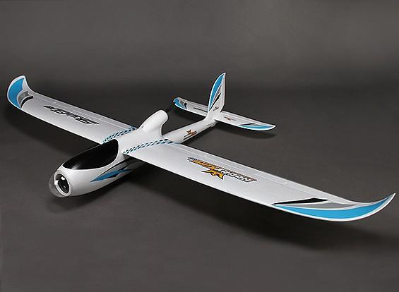 HobbyKing®™スカイアイEPO FPV /グライダーフラップ/ワット2000ミリメートル(PNF)