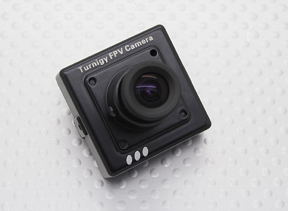 TurnigyマイクロFPVカメラ700TVL(PAL)960HのCCD