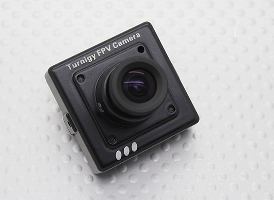 TurnigyマイクロFPVカメラ700TVL(NTSC)960HのCCD