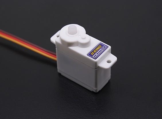 HobbyKing™HKSCM8コアレスデジタルマイクロサーボ0.9キロ/ 0.09sec / 6.8グラム