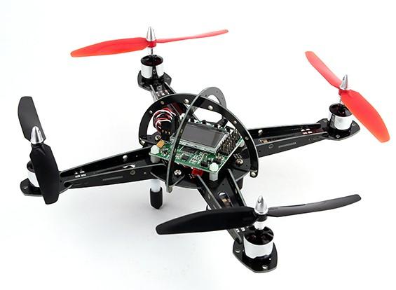 TurnigyマイクロクワッドV3 P&P ARFはKK2.1 LCDフライト・コントロール・ボードが含まれています