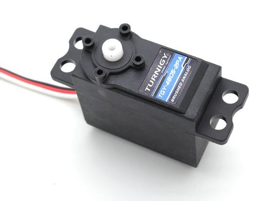 Turnigy™TGY-4805-2PAセイルウィンチサーボ(ドラムタイプ)6.13キロ/ 0.7sec / 45グラム