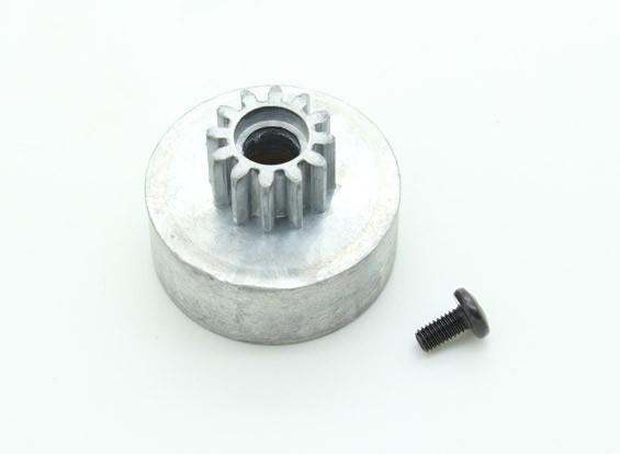 交換用12Tスチールクラッチベル - トルーパーニトロ(1個)