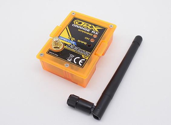 OrangeRXオープンLRS 433MHzの送信機1W(JR / Turnigy互換)