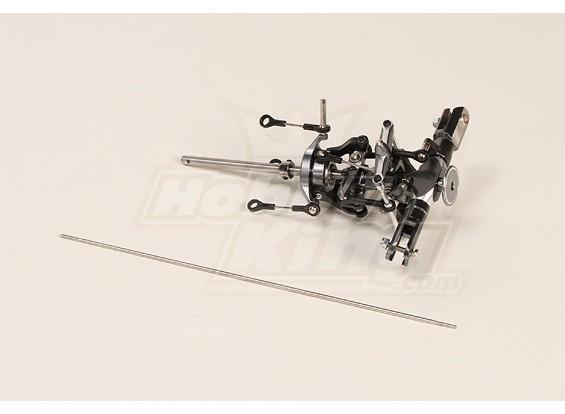 GT450PROメタルメインローターヘッドアセンブリ