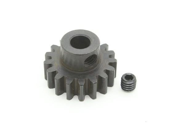 17T / 5ミリメートルM1焼入れ鋼ピニオンギア(1個)
