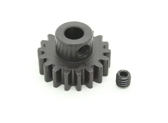 18T / 5ミリメートルM1焼入れ鋼ピニオンギア(1個)