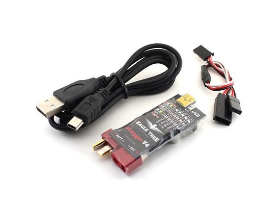 マイクロパワーV4 E-ロガー