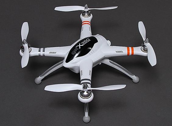 ホームに戻るとのWalkera QR X350 GPSクワッドローターとDEVO 7(なしバッテリー/充電器)(モード2)(RTF)