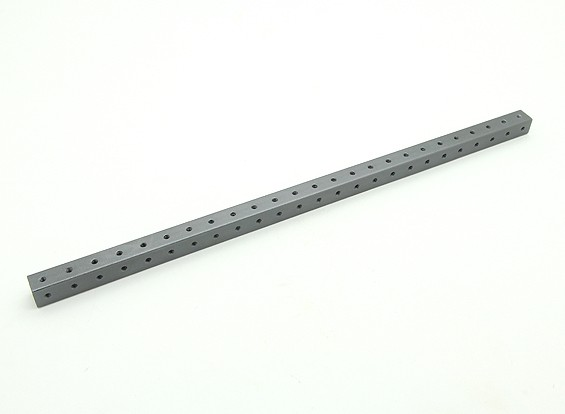 RotorBits予め穿孔アルマイト建設プロファイル250ミリメートル(グレー)