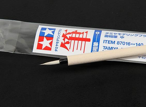 タミヤ標準ブラシミディアム(アイテム87016)を指摘しました