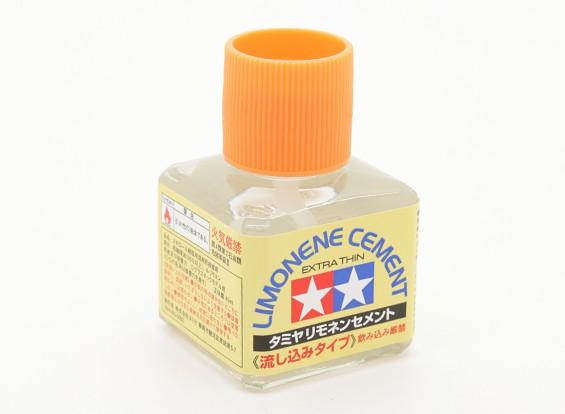 タミヤリモネンセメントエクストラシン(40ミリリットル)