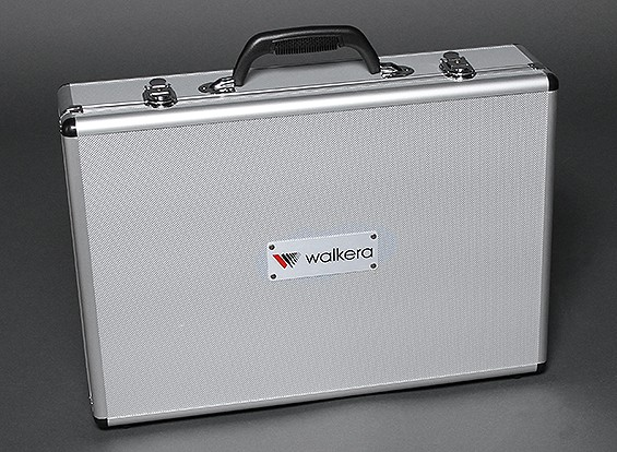 QR X350クワッドローター用キャリングケースWalkeraのアルミ