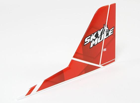 Durafly™SkyMule 1500ミリメートル - 垂直フィン