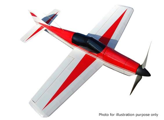 パークスケールモデルTwoMosaマイクロパターン飛行機バルサ(キット)