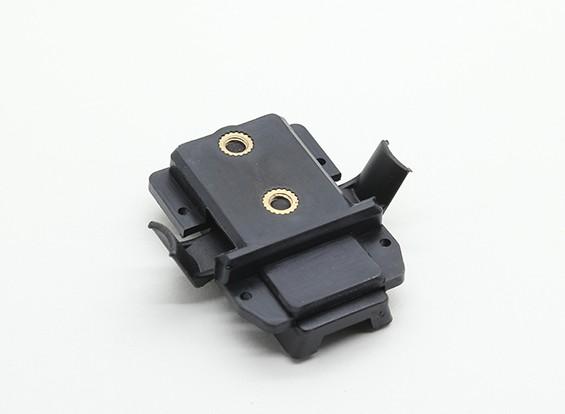 レール付きヘルメット用FMA X300アダプター(ブラック)