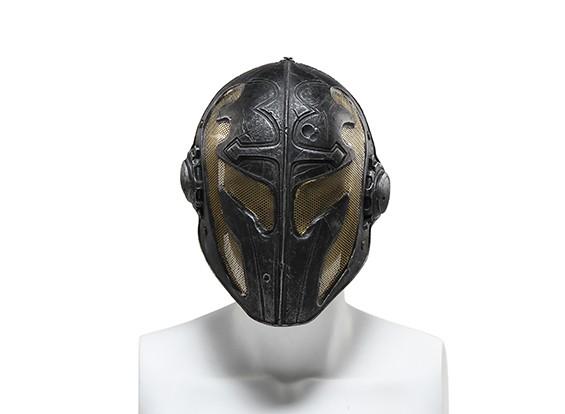 FMAワイヤーメッシュフルフェイスマスク(テンプラー)
