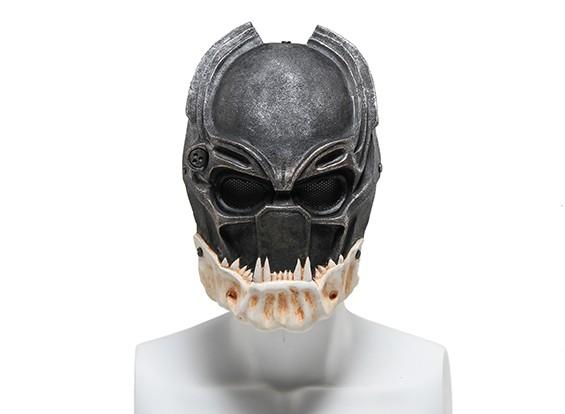 FMAワイヤーメッシュフルフェイスマスク(エイリアン・キング)