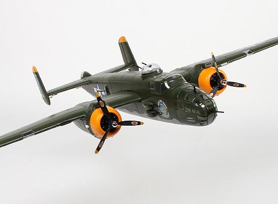 B-25ミッチェル爆撃機EPO 1250ミリメートル(PNF)