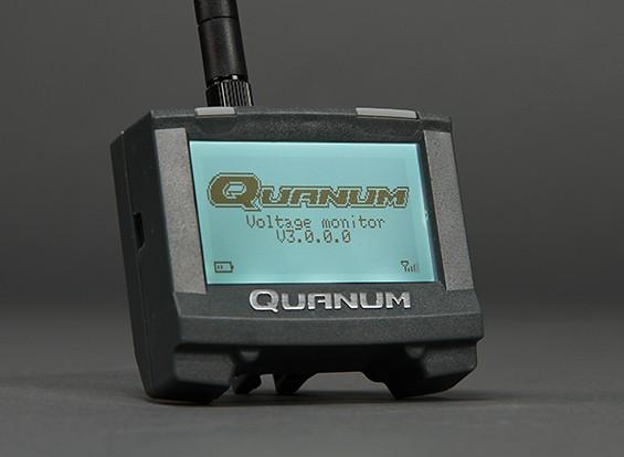 Quanum 2.4GHzのテレメトリーシステム(ボルト/アンペア/温度/ mAhの)V3.1