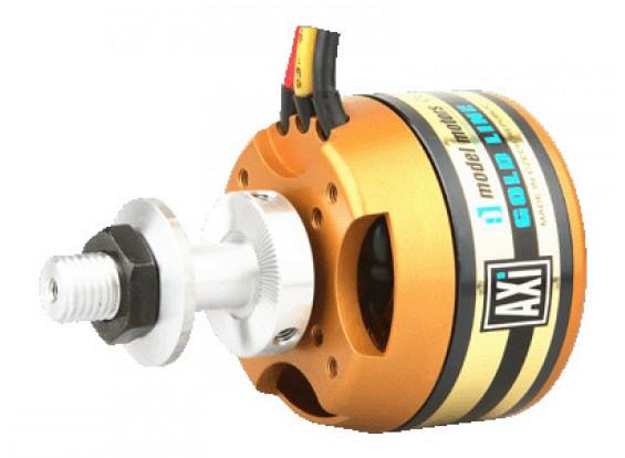 AXI 18分の5320 GOLDのLINEブラシレスモーター