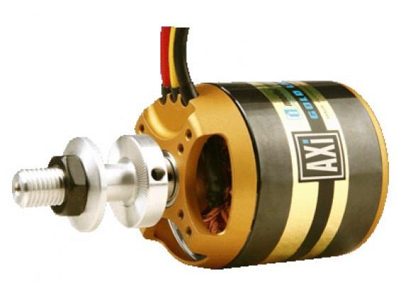 AXI 16分の5345 GOLDのLINEブラシレスモーター