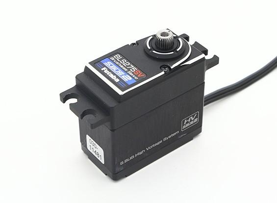 双葉BLS275SV S.BUSフルメタルケース15.2キロ/ 0.07sec / 77グラムと2高速ブラシレスサーボ