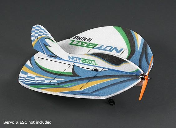 HobbyKing狂人楽しいフライヤーEPP 460ミリメートルワット/モーター(キット)