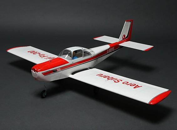 エアロスバルFA 200低翼スポーツバルサ1040ミリメートル(ARF)