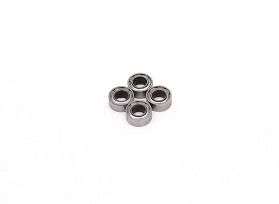 ボールベアリング3x6x2.5mm(4本入り) -  BSRレーシングBZ-222 1/10 2WDレーシングバギー