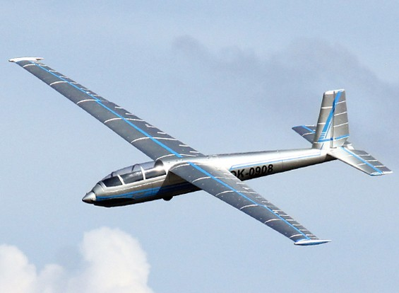 HobbyKing™Blanik L-13スケールグライダーEPO 2300ミリメートル(PNF)