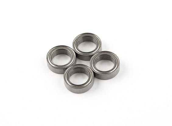 ボールベアリング8x12x3.5mm(4本入り) -  A3011