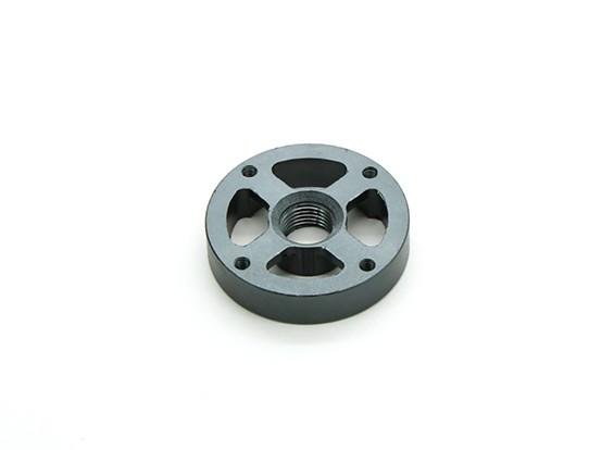CNCアルミM10クイックリリース自己締め付けプロップアダプター - チタン(プロップサイド)(反時計回り)