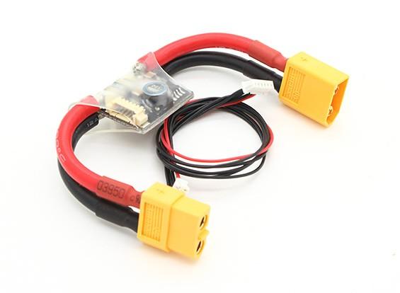 XT60コネクタ付きHKPilotメガ10sの電源モジュール
