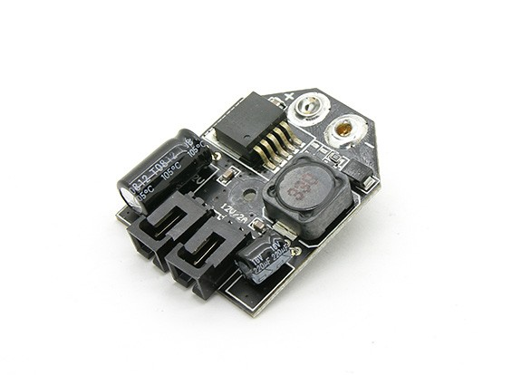 Walkera QR X800 FPV GPSクワッドローター - パワーボード(12V)