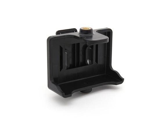 Turnigy ActionCam 1080PフルHDビデオカメラ - ベルトは、クイックリリース/ワットマウントクリップ