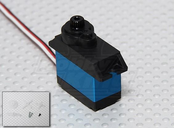 電源HD 1581HBデジタル高トルクベアリングサーボ2.6キロ/ 0.16sec / 12グラム