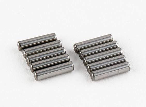バッシャーRZ-4 1/10ラリーレーサー - ピン3x12mm(10個入り)