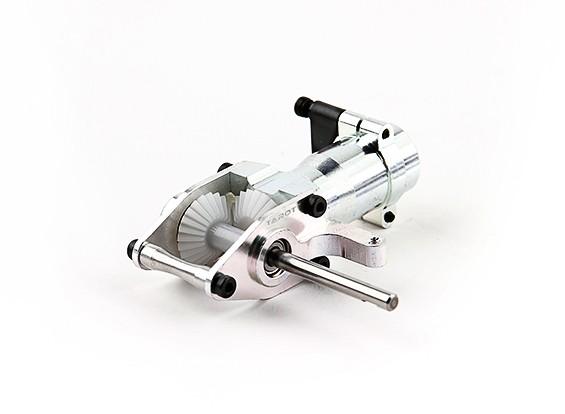 タロット450 PROメタルテールユニット(トルクチューブ版) - シルバー(TL45038-03)