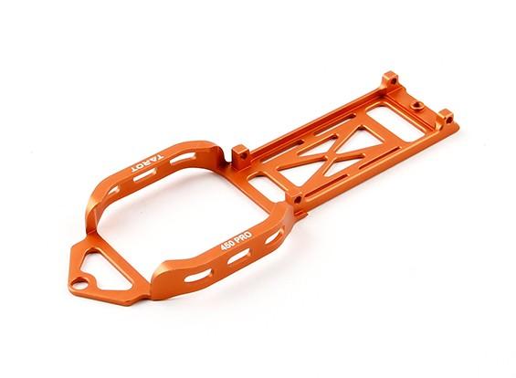 タロット450 PRO / PRO V2アルミ底板 - オレンジ(TL45029-03)
