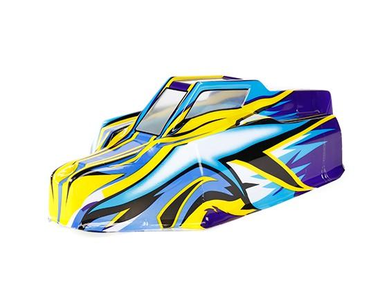塗装済みボディシェル -  BSRレーシングBZ-888 1/8 4WDレーシングバギー