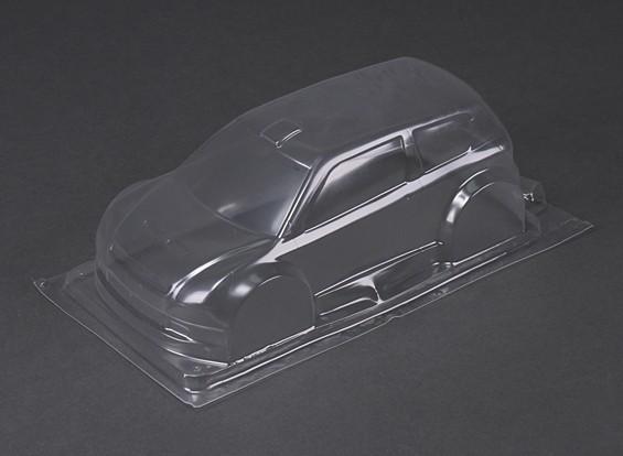 BSRレーシングM.RAGE 4WD M-シャーシ - クリアボディ(レキサン)