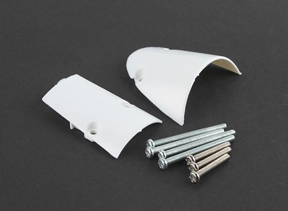 フェニックス2000  - プラスチックウイングパーツ