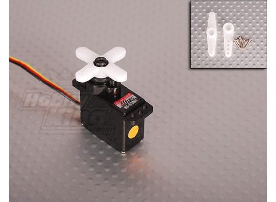 ハイテックHS-65MGマイクロメタルギアサーボ1.8キロ/ 0.14sec / 12グラム