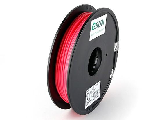 ESUN 3Dプリンターフィラメントピンク3mmのPLA 0.5KGスプール