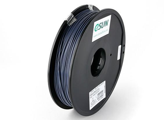 ESUN 3Dプリンターフィラメントグレー1.75ミリメートルABS 0.5KGスプール