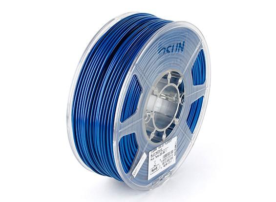 ESUN 3Dプリンタのフィラメントブルー3ミリメートルABS 1KGロール