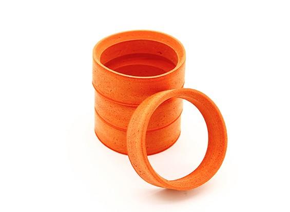 インナー発泡成形ライド1/10ツーリング - オレンジ - ミディアム(4個入)