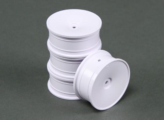 ライド1/10ツーリング24ミリメートルディッシュホイール0ミリメートルオフセット(4個入)